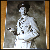 Captain Elliot Spencer