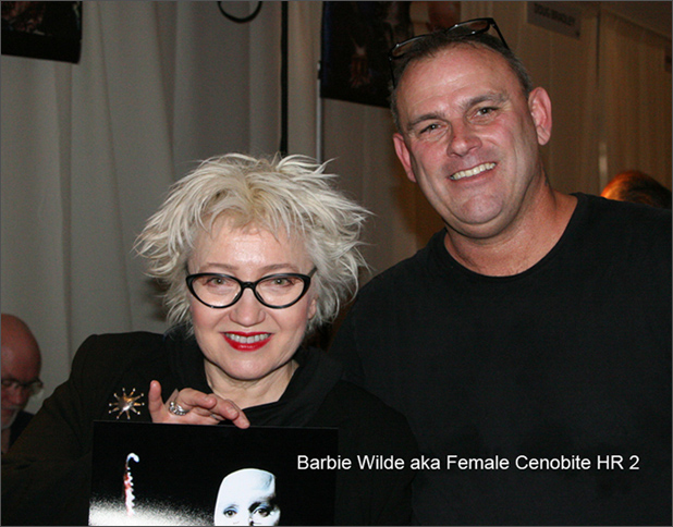 Barbie Wilde at Monsterpalooza