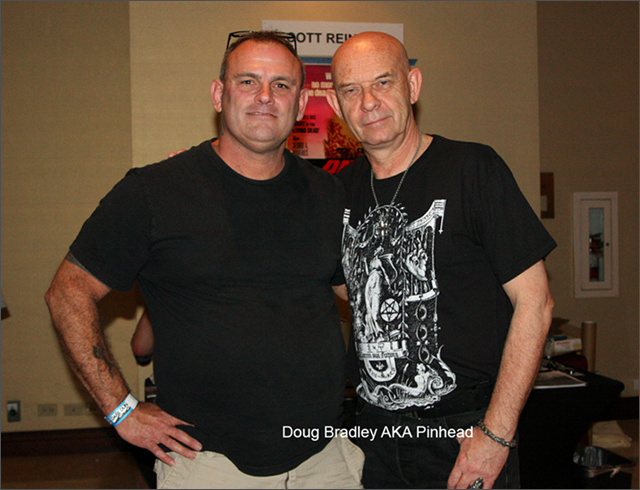 Doug Bradley at Monsterpalooza
