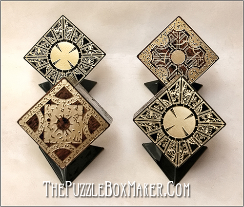 Wholesale Hellraiser Puzzle Boxes