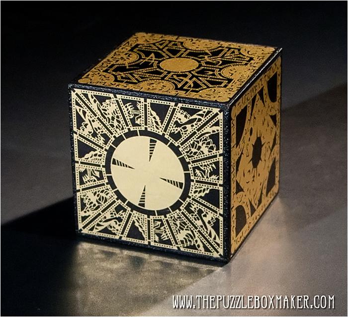 Foil Face Hellraiser Puzzle Box