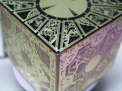 Hellraiser Puzzle Box, Lemarchand Configuration, Lament Configuration