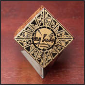 Doug Bradley Signed Hellraiser Puzzle Box