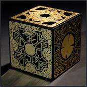 Foil Face Puzzle Box