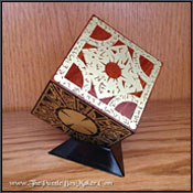 Hellraiser Puzzle Box Stand
