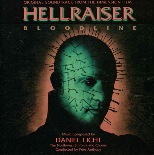 Hellraiser 4: Bloodline Soundtrack