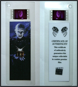 Hellraiser Pinhead Film Cell Bookmark