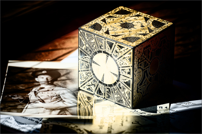 Hellraiser Puzzle Box, Lament Configuration
