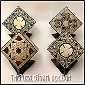 Wholesale Puzzle Boxes