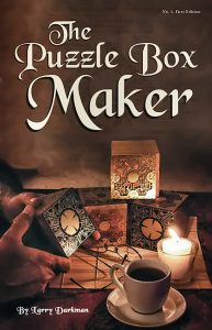 The Puzzle Box Maker Comic Book